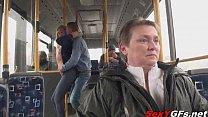Gjhyj сестра в автобусе