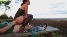 Порно на шухере